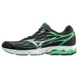 Mizuno Wave Catalyst Men's Black/Silver/Irish Green