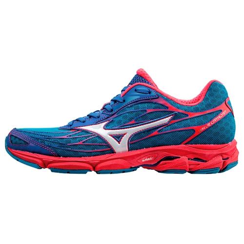 Mizuno Wave Catalyst  Women S Running Shoe Atomic Blue