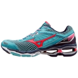 Mizuno Wave Creation 18 Women's Capri/Diva Pink/Blue