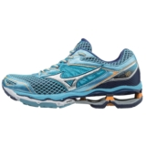 Mizuno Wave Creation 18 Women's Blue/Silver/Orange