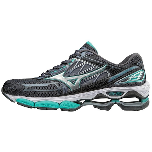 Mizuno Wave Creation 19 Women's Magnet/Silver