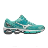 Mizuno Wave Creation 19 Women's Turquoise/Peacock Blue