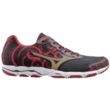 Mizuno Wave Hitogami 2 Men's Black/Gold/Red