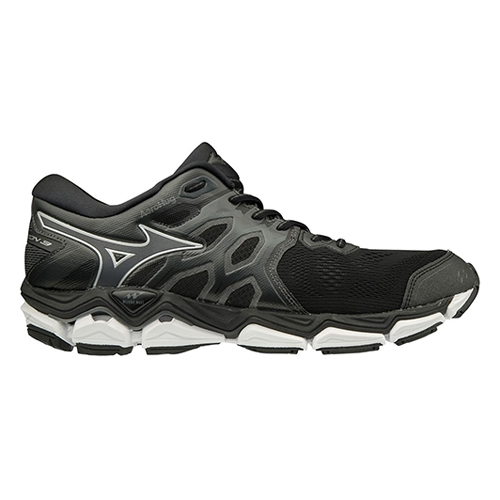Mizuno Wave Horizon 3 Men's Black /Dark Shadow