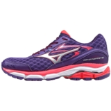 Mizuno Wave Inspire 12 Women's Purple/Silver/Pink