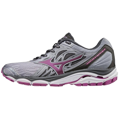 Mizuno Wave Inspire 14 Women's Dapple Grey/Clover