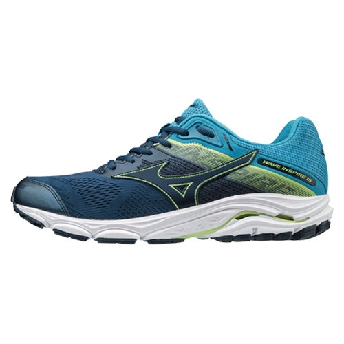 Mizuno Wave Inspire 15 Men's Bluewing Teal/Dress Blue