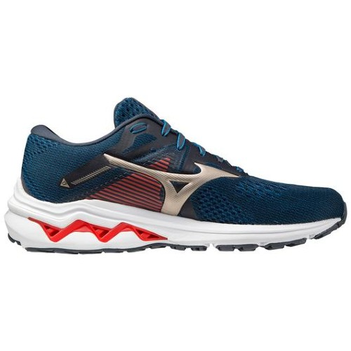 Mizuno Wave Inspire 17 Men's India Ink/Gold