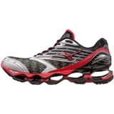 Mizuno Wave Prophecy 5 Men's Gunmetal/High Risk Red