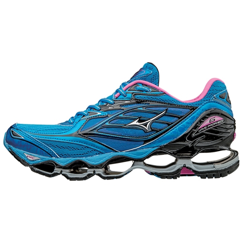 mizuno wave prophecy 6 blue