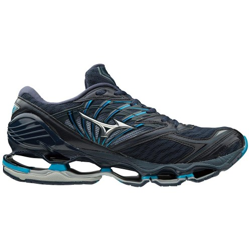 Mizuno Wave Prophecy 8 Men's Bluewing Teal/ Silver