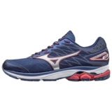 Mizuno Wave Rider 20 Men's Blue Depths/Silver/Red