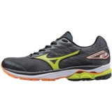 Mizuno Wave Rider 20 Men's Dark Shadow/ Lime Punch