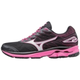 Mizuno Wave Rider 20 Women's Black/White/Pink