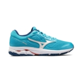 Mizuno Wave Rider 22 Women's Blue Atoll/Peach