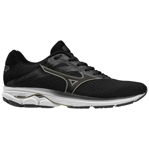 Mizuno Wave Rider 23 Men's Dark Shadow/Dark Shadow - Mizuno Style # 411113.9898 F19