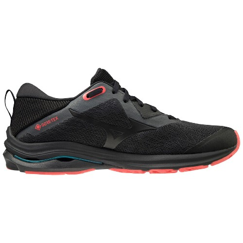 Mizuno Wave Rider 24 GTX Women's Dark Shadow/Black