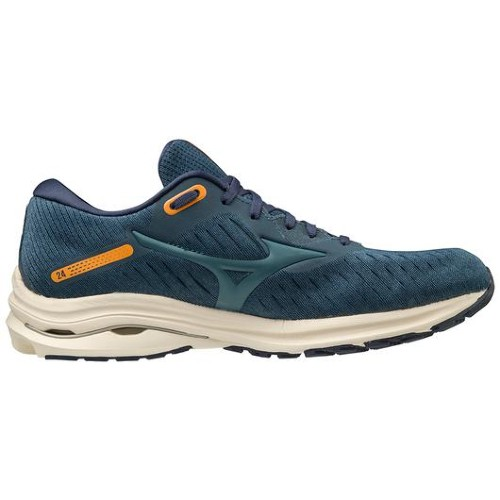 Mizuno Wave Rider 24 Men's Mood Indigo/Hydro