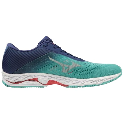 Mizuno Wave Shadow 3 Women's Blue Grass/Glacier