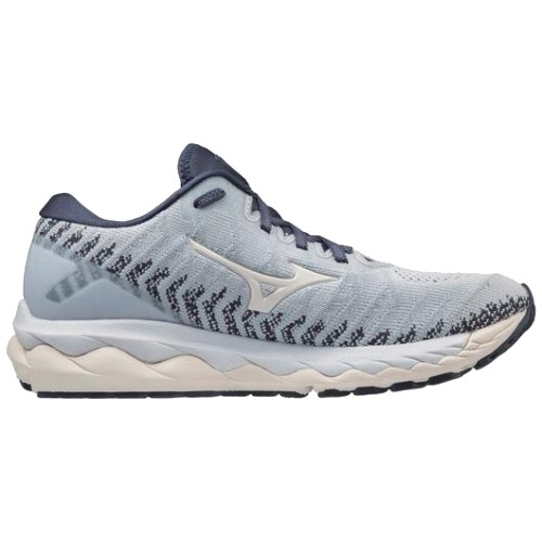 Mizuno Wave Sky 4 Waveknit Women's Arctic Ice