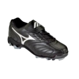 Mizuno Y9 Spike Franchise G3 L Youth Black/Silver