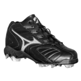 Mizuno Y9 Spike Franchise G3 M Youth Black/Silver