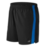 "NB Accelerate 7"" Short Men's Electric Blue/Black"