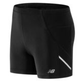 NB Accelerate Fitted Short Women's Black