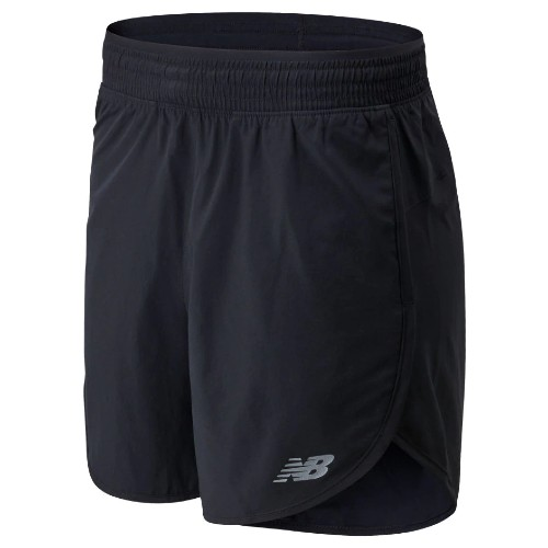 "NB Accelerate Short 5"" Womens Black"
