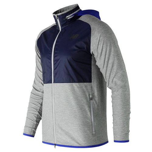 NB Anticipate Jacket Men's Athletic Grey