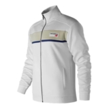 NB Athletics Track Jacket Men's White
