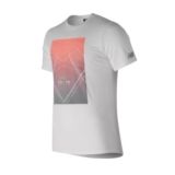 NB Athletics Vortex Tee Men's White