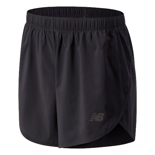 NB Core 5 inch Woven Short Women's Black