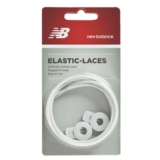 NB Elastic Laces Unisex White