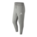 NB Essentials FT Stack Logo P Men's Athletic Grey