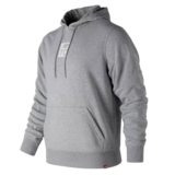 NB Essentials NBTC PO Hoodie Men's Athletic Grey
