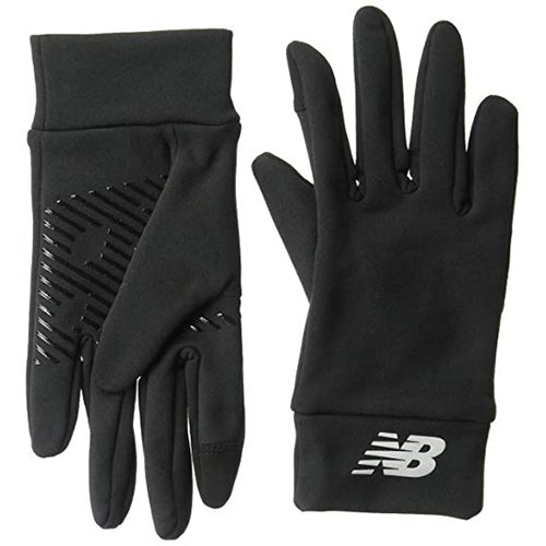 NB Glacial Gloves Unisex Black