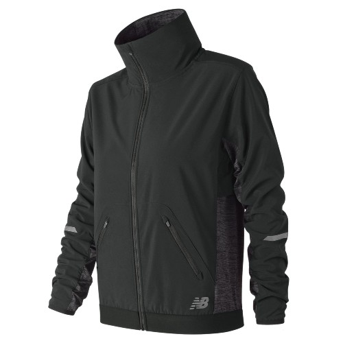 NB Heat Grid Jacket Women's Black