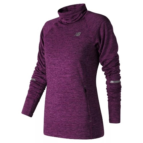 NB Heat Pullover Women's Claret