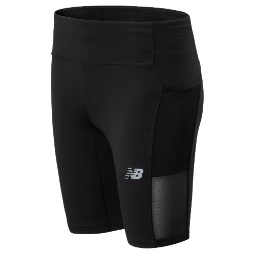 NB Impact Run Bike Short Womens Black