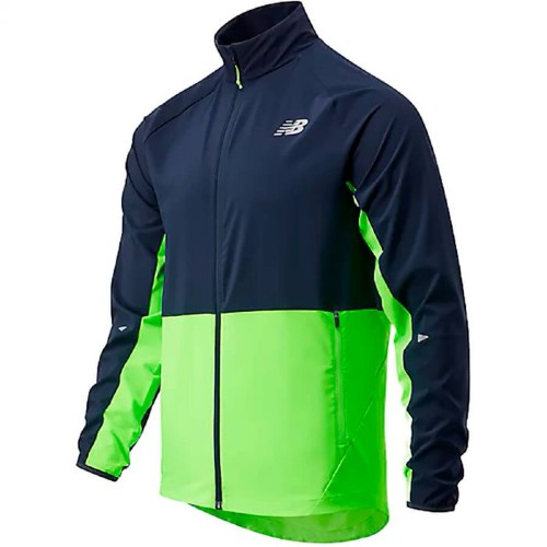 NB Impact Run Jacket Men's Energy Lime