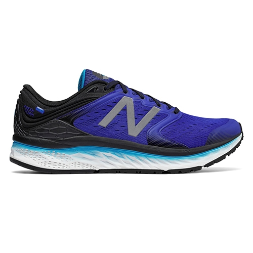 NB M1080BB V8 Men's Black/Blue