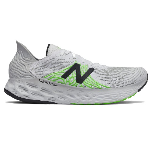 NB M1080F V10 Men's Light Aluminum/White