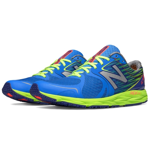 NB M1400BB v4 Men's Blue/Green - New Balance Style # M1400BB4 S16