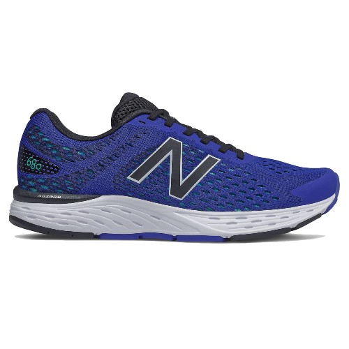 NB M680CT v6 Men's Cobalt/Tidepool - New Balance Style # M680CT6 C20