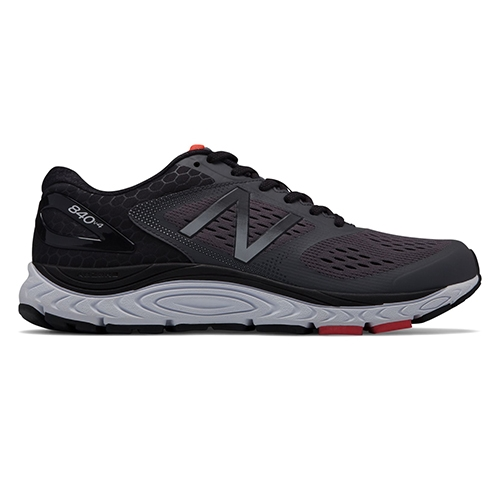 NB M840GR v4 Men's Magnet/Energy/Red