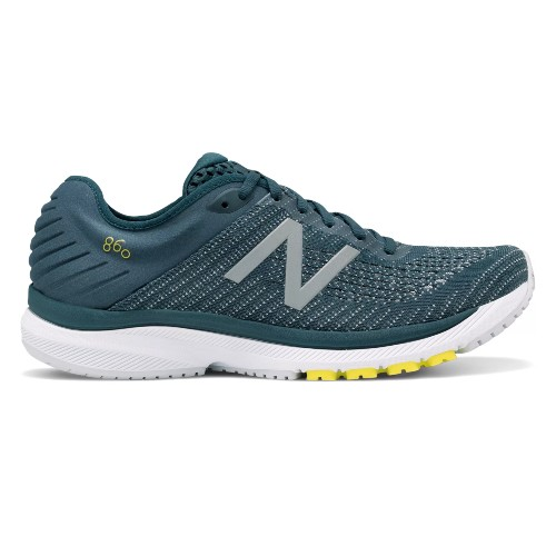 NB M860A10 v10 Men's Supercell/Blue/Sulphur