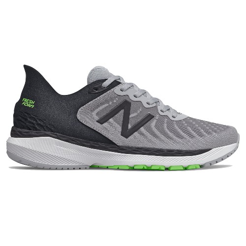NB M860A11 v11 Men's Light Aluminum - New Balance Style # M860A11 F20