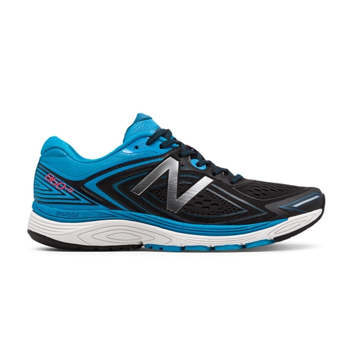 NB M860BB v8 Men's Bolt/Black/Energy Red