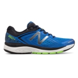 NB M860BG v8 Men's Blue/Green